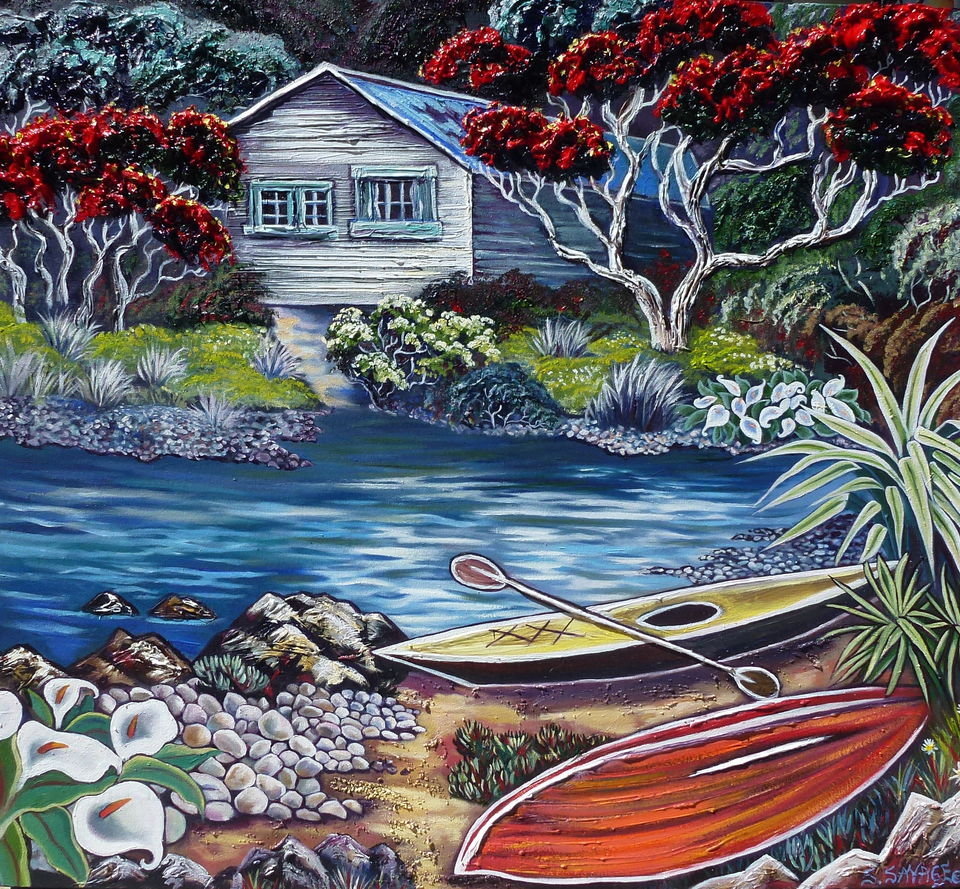 Bay of Islands Inspiration